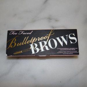 Too Faced Bulletproof Brow Universal Brunette